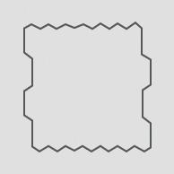 Formato 270x288x8.1mm