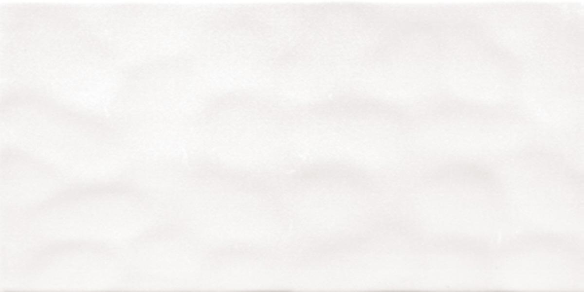White wavy